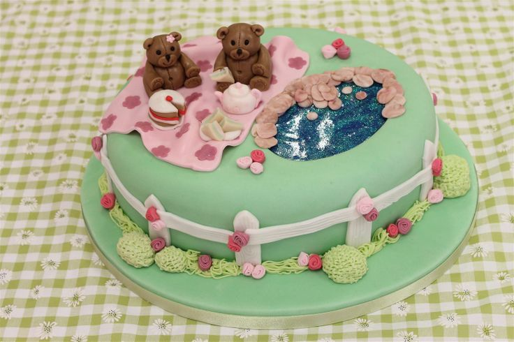 Teddy Bear's Picnic | Sweetie Darling | Cake Course