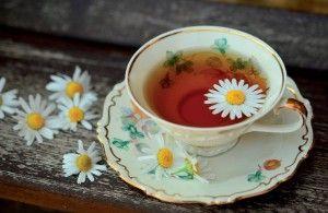 Filiżanka herbaty (pocztówka 10x15 cm)