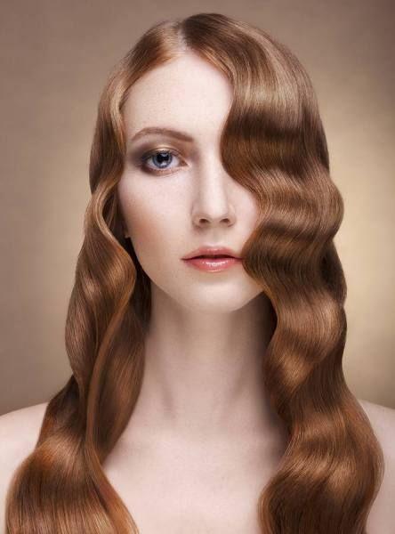 Photograph Weronika Kosinska Redhead Beauty Vika on One Eyeland