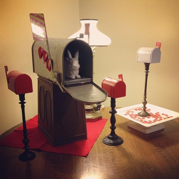 Katie Schumacher Cawley Valentines Decor Valentines Pinterest Pedestal Target And Red