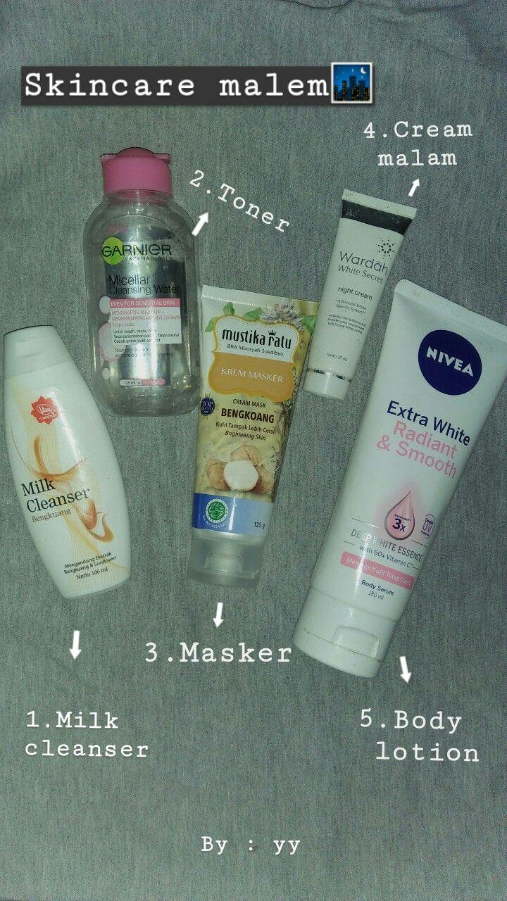 Pin Oleh Ajeng Aprilianti Di Skincare Perawatan Kulit Produk Perawatan Kulit Alami Produk Perawatan Kulit