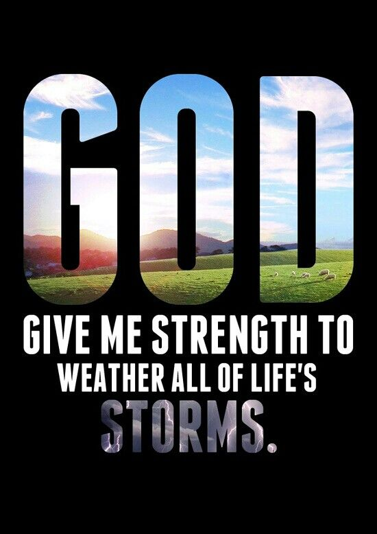 I pray that the Lord will bring your strengh to life and filled your life with power to do God works.