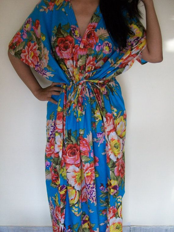 The Perfect Maternity Hospital GownNursing kaftan by JustCottons