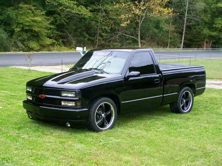 Pin By Michael Hathaway On Chevy Trucks 1988 1999 Obs 2wd