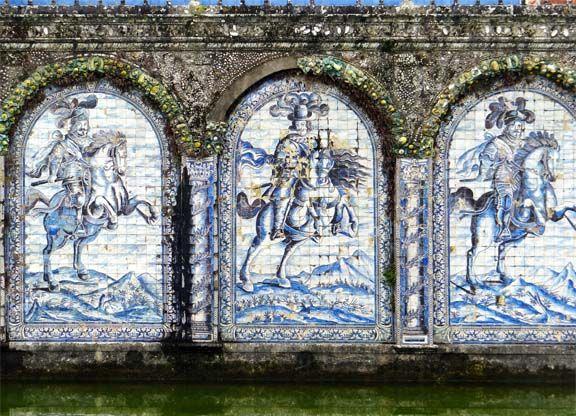 17 best images about tile mosaic on pinterest blue tiles glazed tiles and roman mosaics - Azulejos roman ...