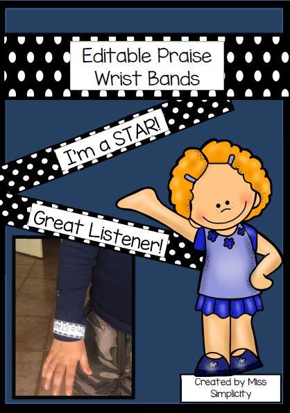 praise wrist bands