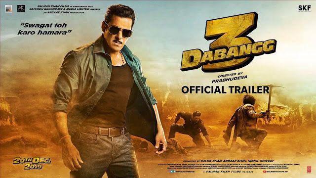 Dabangg 3 Hindi Movie 2019 Salman Khan Sonakshi Sinha Prabhu