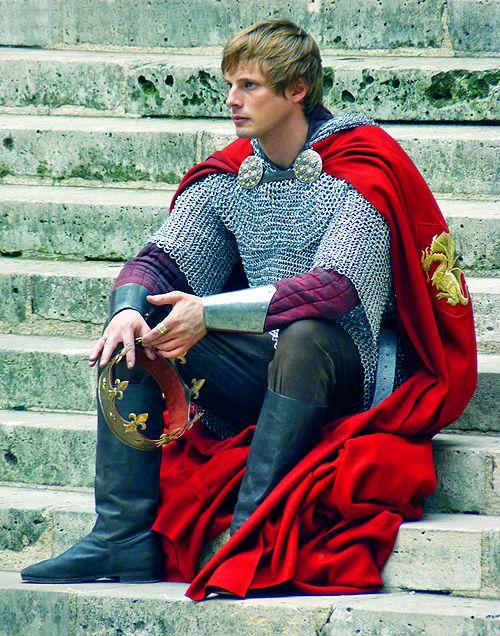 King Arthur Pendragon (  Bradley James )                                                                                                                                                                                 More