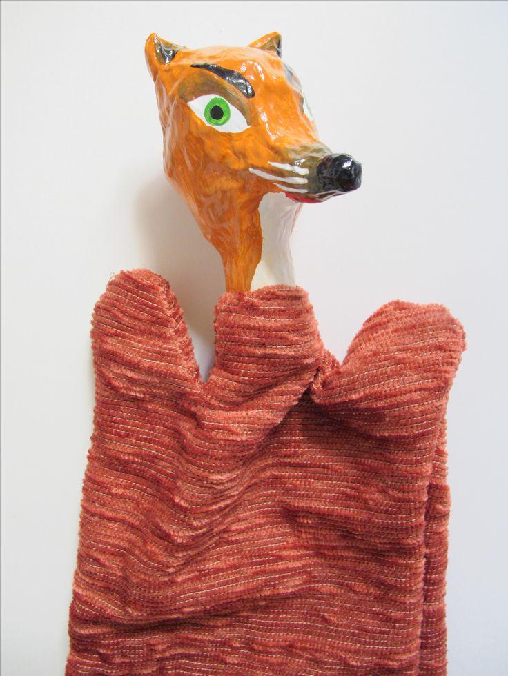 liška, fox by Barka Zichová