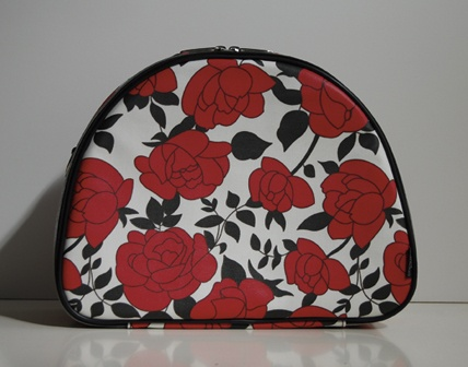 Catherine Manuel personal shell in red rose