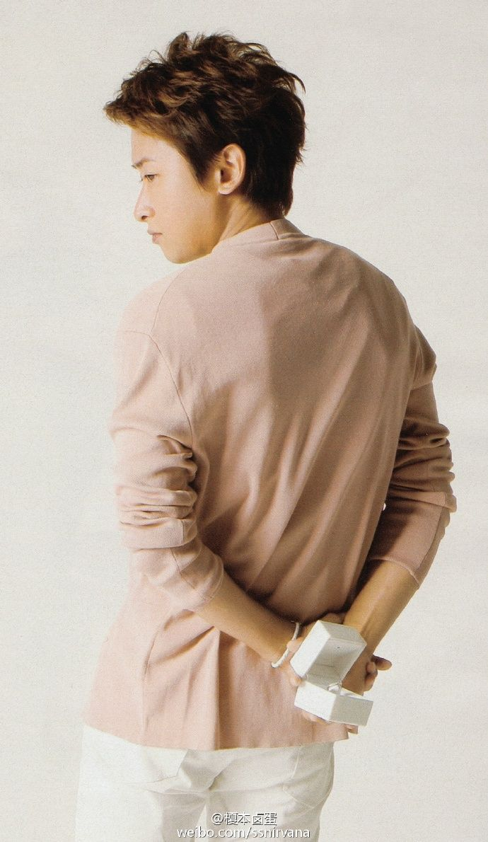 So sweet ohno satoshi ♡♡♡