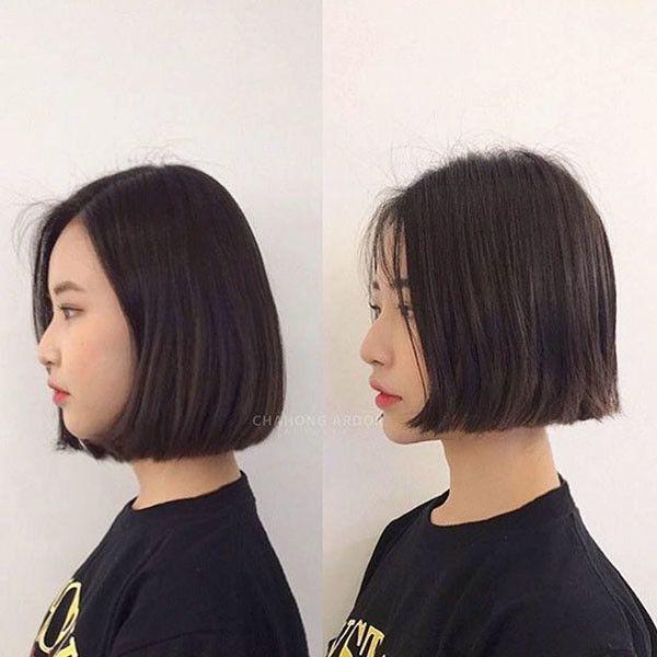 Asian Bob Haircut Best New Bob Hairstyles 2019 Asian Bob Haircut Bob Hairstyles Wavy Bob Hairstyles