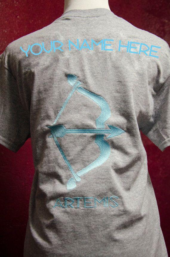 Camp Half-Blood Shirt Uni-Sex Adult T-Shirt by TheElliottsCloset