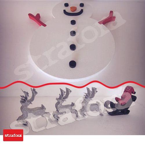 Mevsime ve yeni yıl heyecanına uygun 2D Strafor süslemeleri için bizi arayın! http://bit.ly/10UVlVl  #Yeniyıl #Yılbaşı #Strafora #NewYear #Süsleme #Dekorasyon