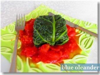 Savoy Cabbage Wraps