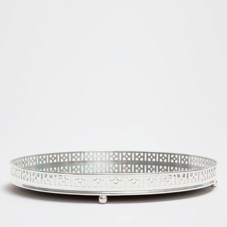 1000 id es sur le th me plateau de miroir sur pinterest for Miroir zara home