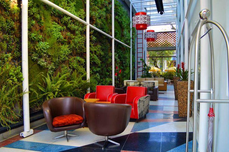Lounge #CasaGaitanCortes #LuxuryHotelsAdvisor