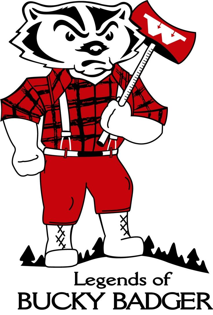 24 Best Bucky Badger Images On Pinterest Wisconsin