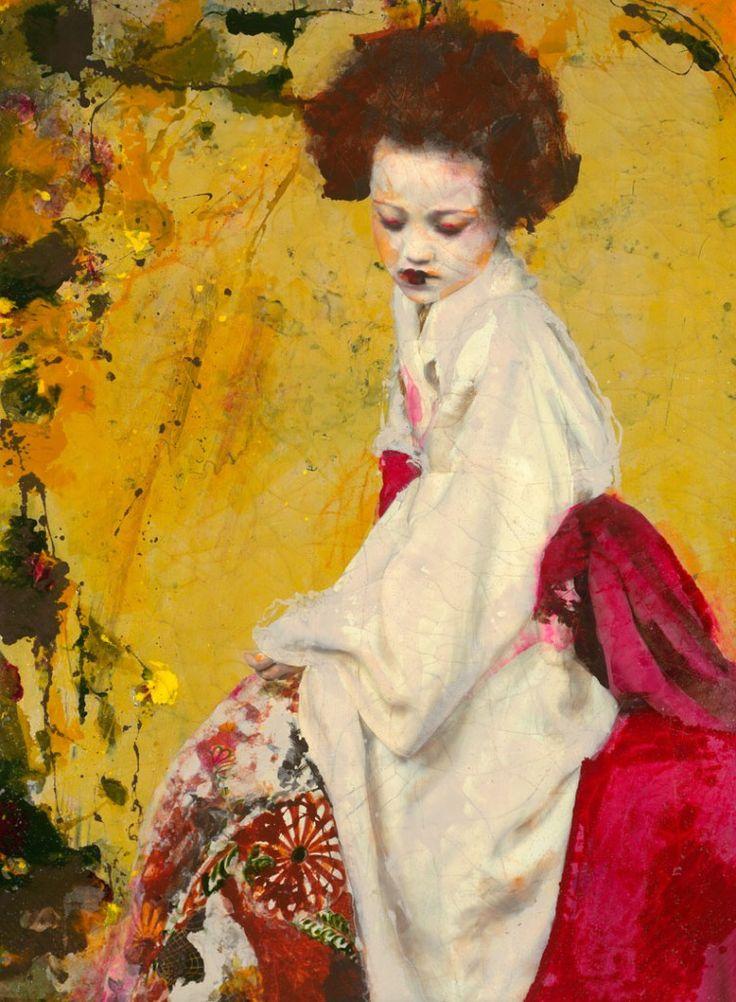 Work - Lita Cabellut