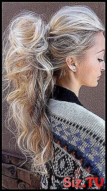 11 Cute High Ponytail Hairstyles for Beautiful Wo #Beautiful #cute #Hairstyles #High