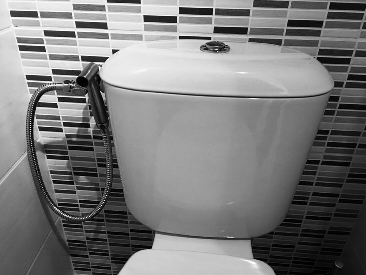 1000 ideas about douchette wc on pinterest plomberie for Cuvette wc avec douchette