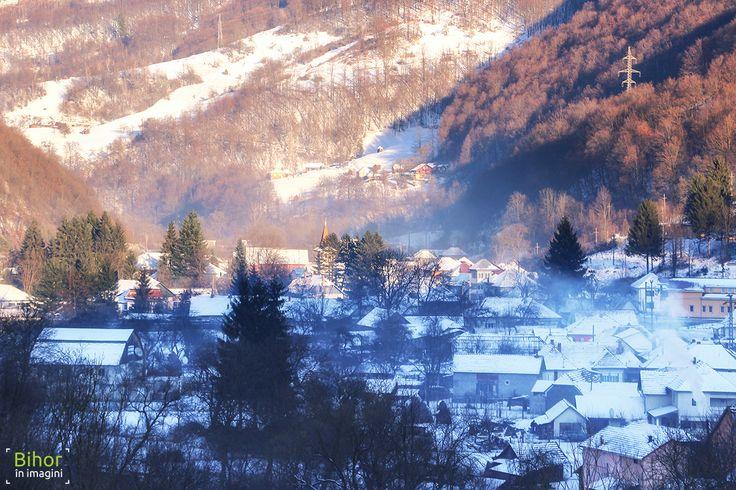Satul Remeți, iarna | Bihor in imagini