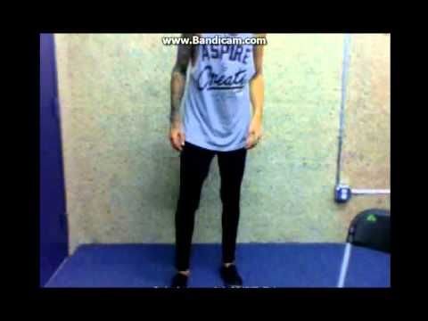 10 minutes of Austin Carlile being a weirdo <3 i love this! Watch it!