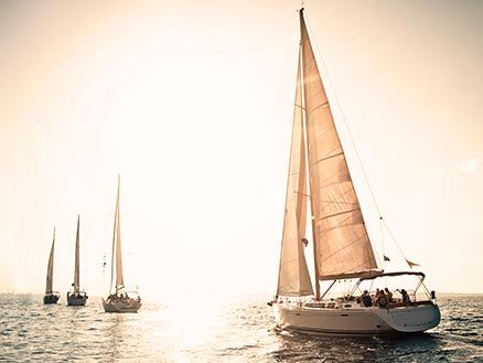 Escursioni in barca a vela