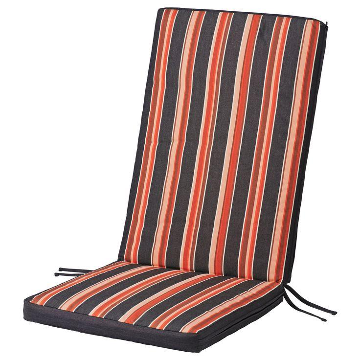 EKERÖN, Sitz- und Rückenpolster/außen, schwarz Jetzt bestellen unter: https://moebel.ladendirekt.de/garten/gartenmoebel/sitzauflagen/?uid=a2a8ef30-e456-5eea-8f78-3f669c01873b&utm_source=pinterest&utm_medium=pin&utm_campaign=boards #sitzauflagen #garten #gartenmoebel