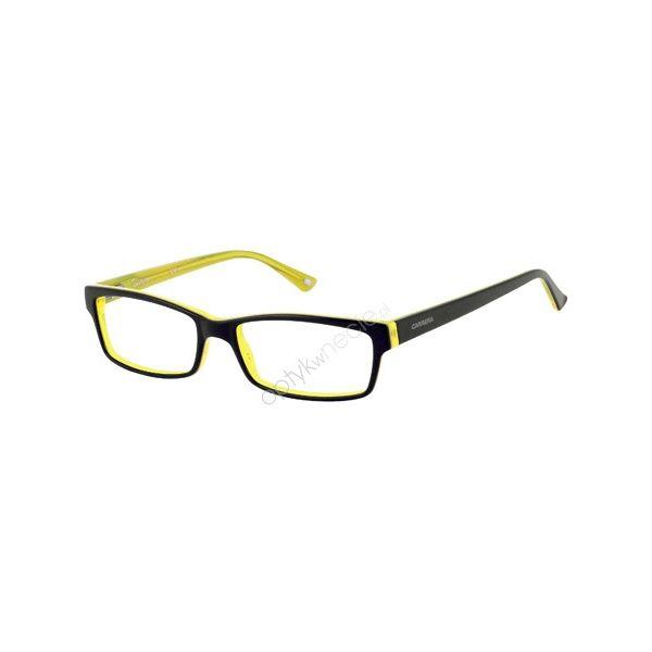 #Okulary #Carrera:: oprawki korekcyjne CA 617a col. black yellow 757