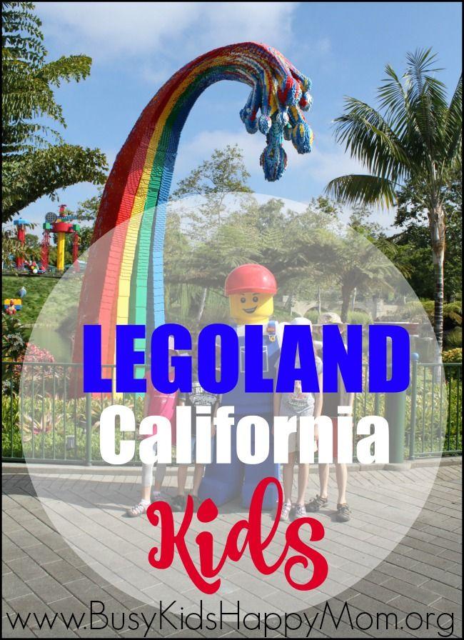 Best family tips for visiting LEGOLAND California