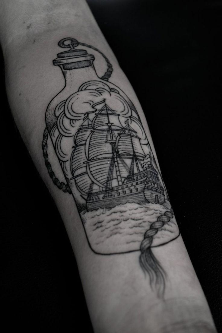 Seefahrer Tattoos