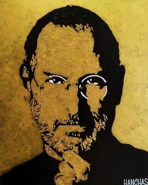 Поп-арт портреты знаменитостей