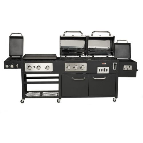 Gas Grill: Outdoor Gourmet Triton Gas Grill