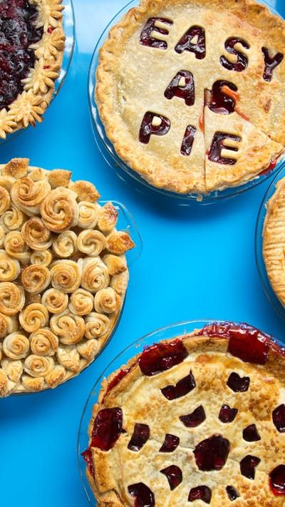 Take your pie game to the next level just in time for the holidays with eight creative pie hacks!