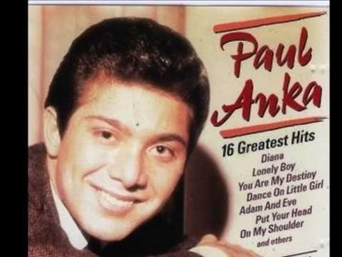 Paul Anka Something Happened - YouTube