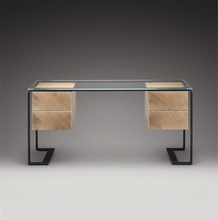 Botega Veneta - suspended desk