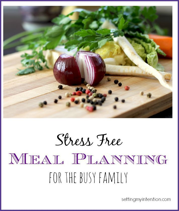 In part 3 of our Meal Planning for Beginners (like me!) series, we talk grocery lists and meal prep: two essential steps to keep dinner stress free for the busy family. Come read about my unique grocery list technique and 3 simple meal prep ideas.