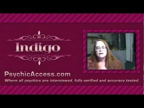 Indigo at PsychicAccess.com