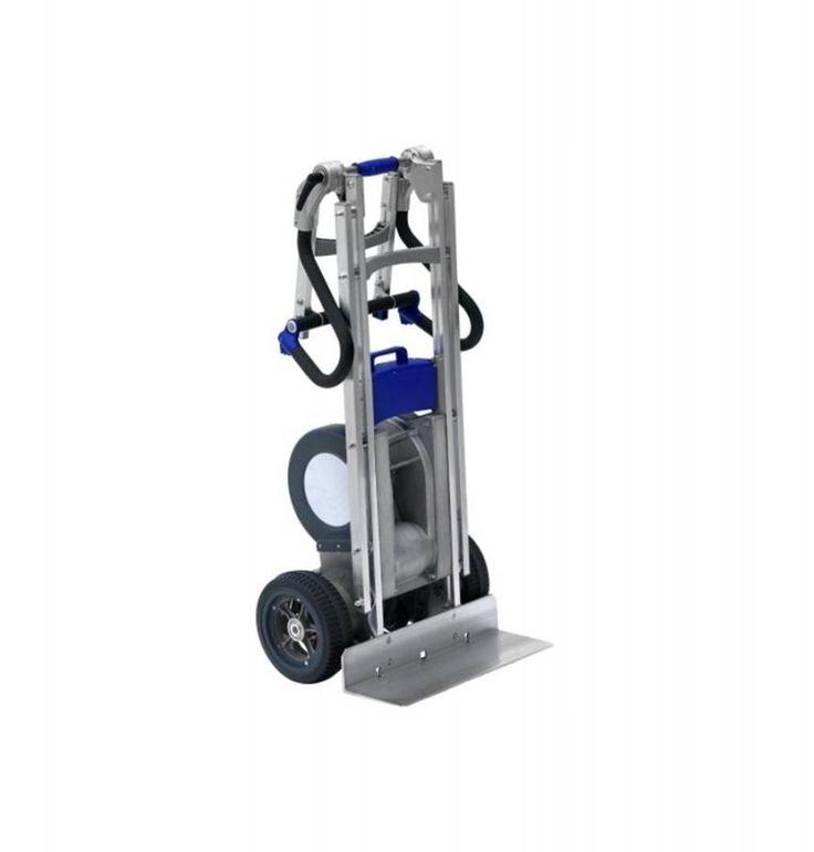 Je vous propose à la location une gamme de diable électrique pour charges lourdes. Ce diable monte-escalier vous permettra de monter ou descendre sans effort des charges lourdes dans des escaliers (200 kg max). La vitesse est réglable en continue et des freins de sécurité stoppent automatiquement le diable au bord de la marche. Ne prenez plus de risques et arrêtez de porter des charges lourdes alors qu'un diable peut le faire à votre place.