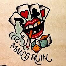 """Résultat de recherche d'images pour """"man's ruin tattoo"""""""