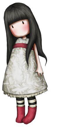 Muñeca gorjuss