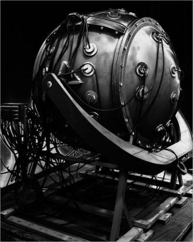 The Gadget (Trinity Atomic Bomb) 1945