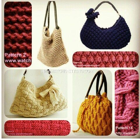 Knitting Patterns!