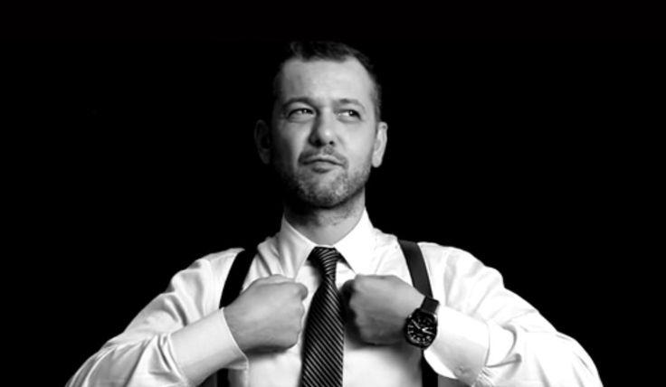 Il primo video di ReportArt, progetto d'arte realizzato da Alessandro Pucci, ha come protagonista lo scrittore pratese Franco Legni.