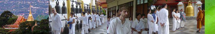 International Buddhism Center Meditation Retreats
