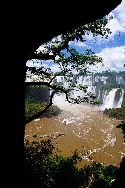 Cataratas del Iguazù- Misiones-Argentina