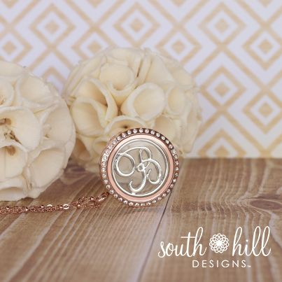 Create a one-of-a-kind locket for yourself or someone you love with South Hill Designs. Many lockets and over 455 charms to choose from! Order online anytime at www.southhilldesigns.com/richellemydonick  or visit my Facebook page at https://www.facebook.com/pages/South-Hill-Designs-Artist-Richelle-Mydonick