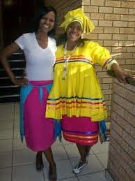 sepedi traditional wear designs 2014