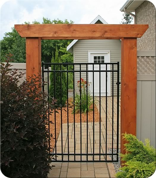 Kings Iron Gate  Fence-All